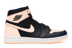 "Jordan 1 Retro ""Black Crimson Tint"""