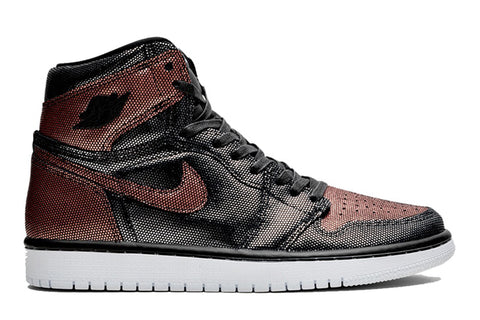 "Jordan 1 Retro ""Fearless Metallic Rose Gold"""