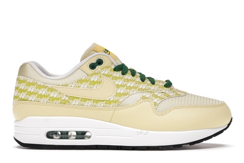 "Nike Air Max 1 Powerwall ""Lemonade"""