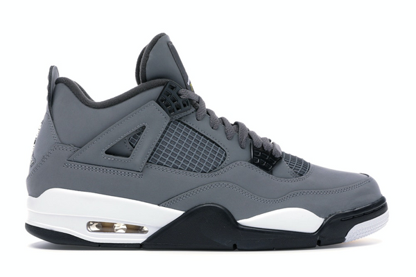 "Jordan 4 Retro ""Cool Grey"""