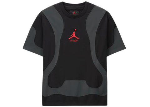 "OFF-WHITE x Jordan Tee ""Black"""