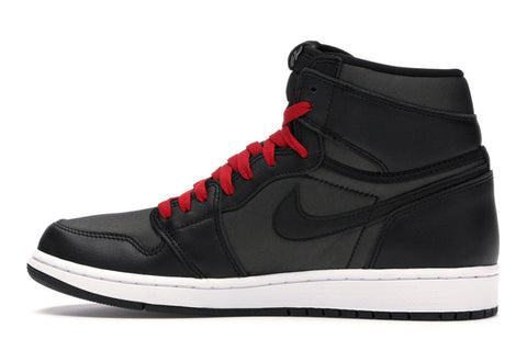 "Jordan 1 Retro ""Black Satin"""