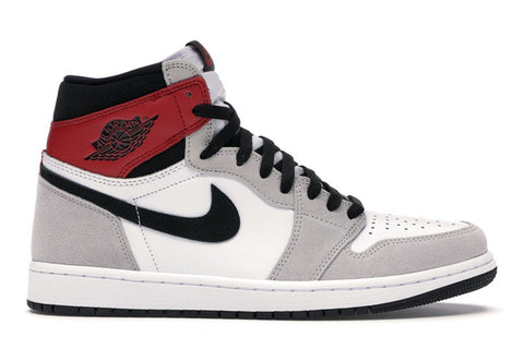 "Jordan 1 Retro ""Light Smoke Grey"""