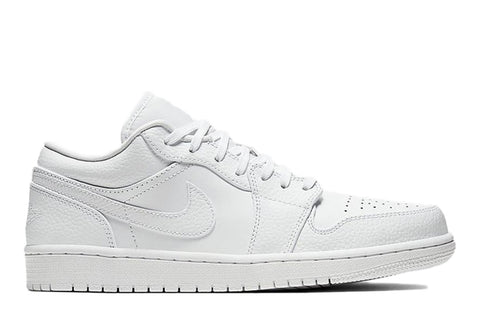 "Jordan 1 Low ""Triple White"""