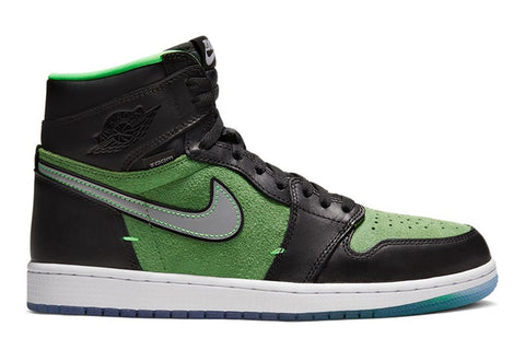"Jordan 1 Retro ""Zoom Black Zen Green"""