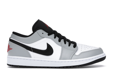 "Jordan 1 Low ""Light Smoke Grey"""