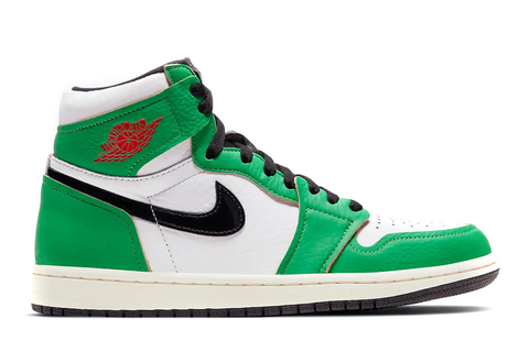 "Jordan 1 Retro ""Lucky Green"" (W)"