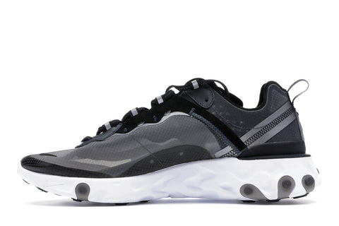"Nike React Element 87 ""Anthracite Black"""