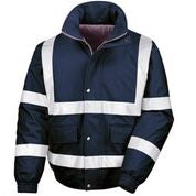 Result Safety padded softshell blouson