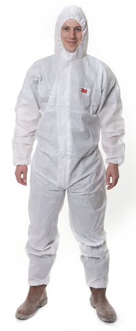 3M 4515 5/6 Coverall White