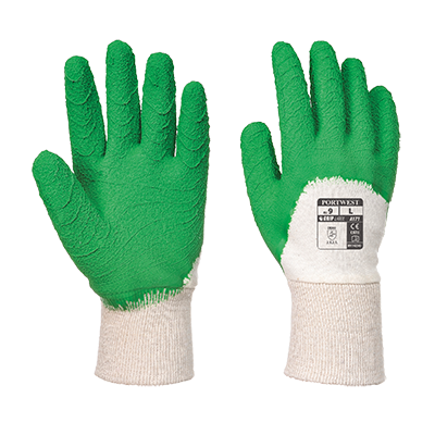 Portwest Open Back Latex Glove