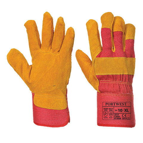 Portwest Fleece Lined Rigger Glove