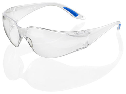 Vegas Safety Spec Clear Lens