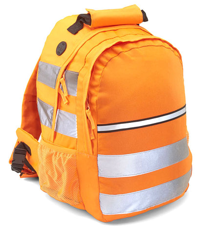 Click Rucksack Hv Orange