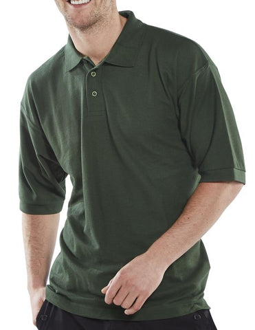 Click Pk Shirt Bgreen