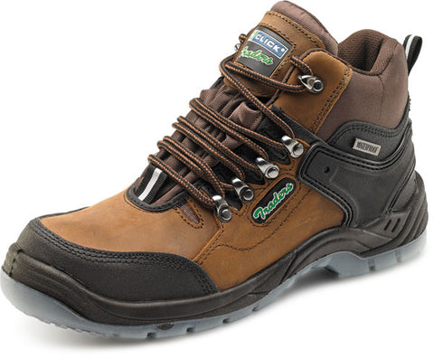 Click S3 Hiker Boot Brown