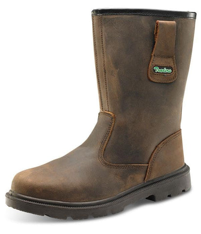 Click S3 Pur Rigger Boot Br