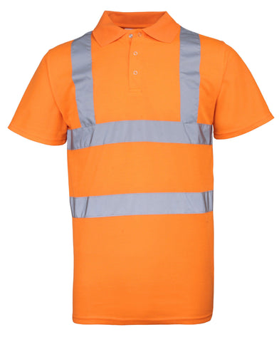 RTY High-visibility polo