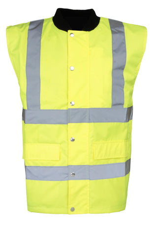 RTY High-visibility bodywarmer