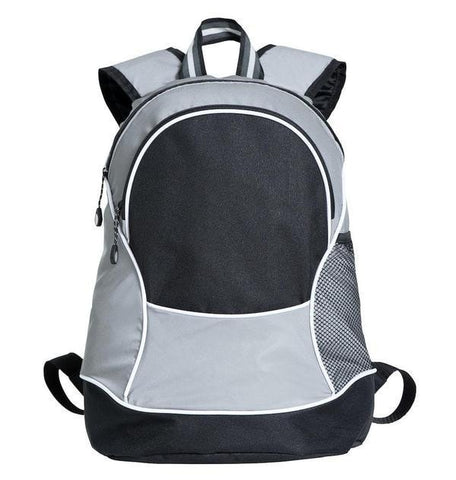 Clique Clique Basic Backpack Reflective in One Size - 121 Workwear - Personalised Workwear