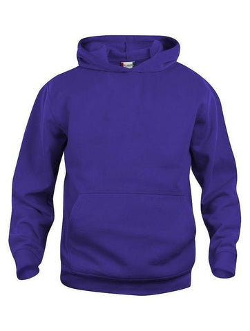 Clique Clique Basic Hoodie Junior in 120 - 121 Workwear - Personalised Workwear