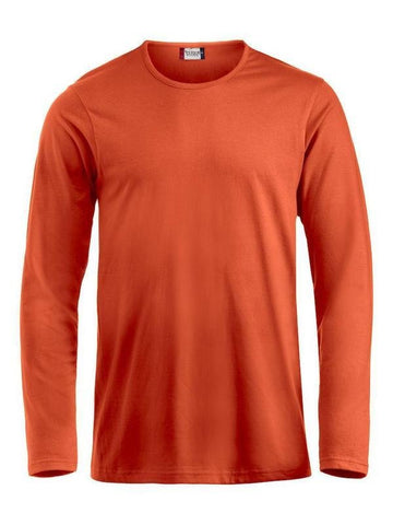 Clique Clique Fashion-T L/S in XS - 121 Workwear - Personalised Workwear