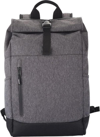 Clique Clique Roll-Up Backpack in One Size - 121 Workwear - Personalised Workwear