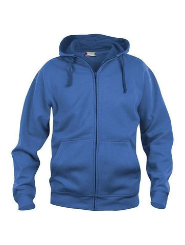 Clique Clique Basic Hoody Full Zip in XS - 121 Workwear - Personalised Workwear