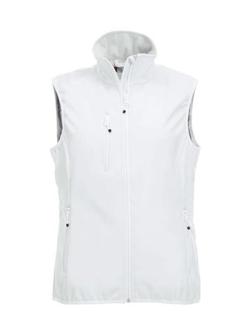 Clique Clique Basic Softshell Vest Ladies in  - 121 Workwear - Personalised Workwear
