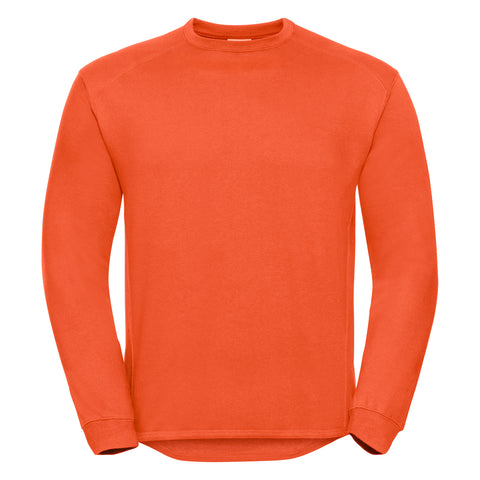 Russell Heavy duty crew neck sweatshirt