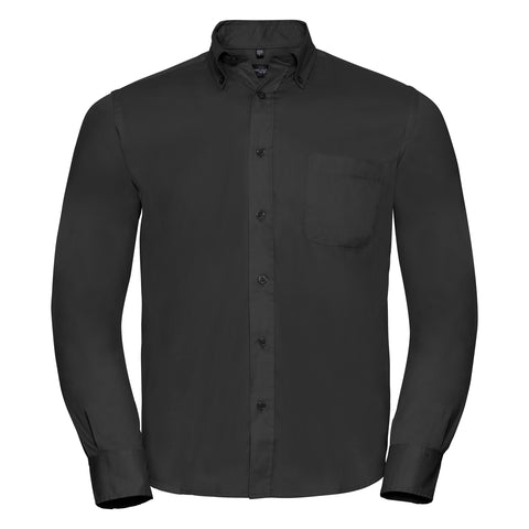 Russell Long sleeve classic twill shirt