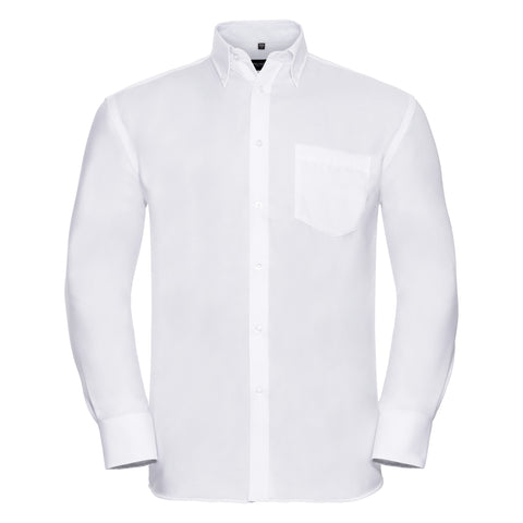 Russell Long sleeve ultimate non-iron shirt