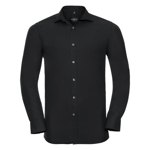 Russell Long sleeve ultimate stretch shirt