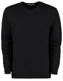 Merino blend sweater long sleeve