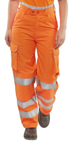 Ladies Rail Spec Trouser