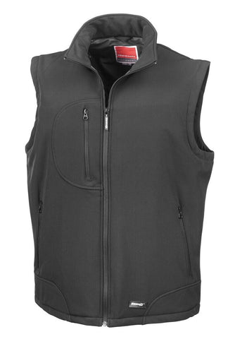 Result Softshell bodywarmer