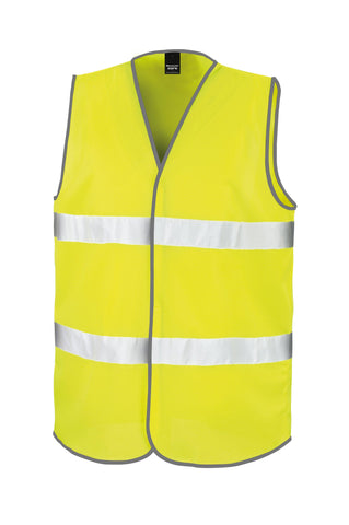 Result Core adult motorist safety vest