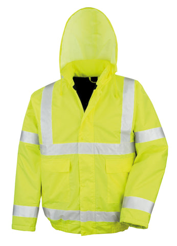 Result Core high-viz winter blouson