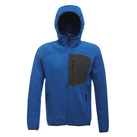 Regatta Coldspring hybrid hooded fleece