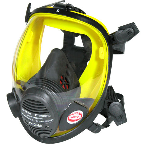 Rff4000 Vision Full Face Mask