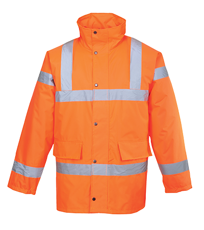 Portwest Hi-Vis Traffic Jacket RIS