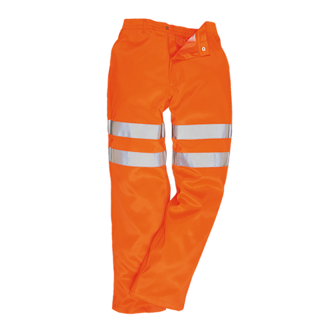 Portwest Hi-Vis Polycotton Trousers RIS