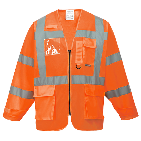 Portwest Hi-Vis Executive Jacket