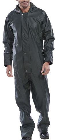 Super B-Dri Coverall Olive