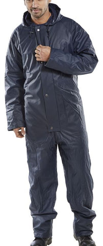 Sbd Padded Coverall Navy