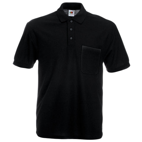 Fruit Of The Loom 65/35 Pocket polo
