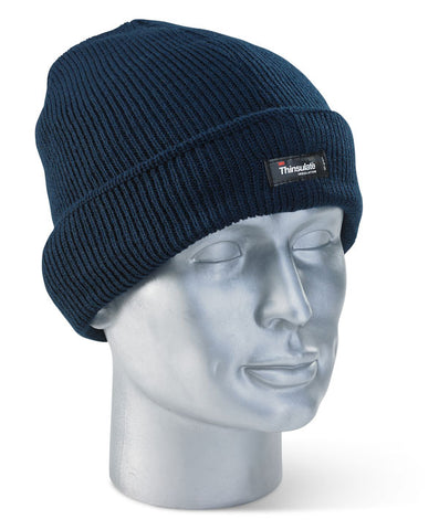 Thinsulate Beenie Hat Navy