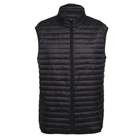 2786 Tribe fineline padded gilet in  - 121 Workwear - Personalised Workwear