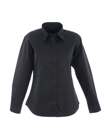 UC703 - Ladies Pinpoint Oxford Full Sleeve Shirt