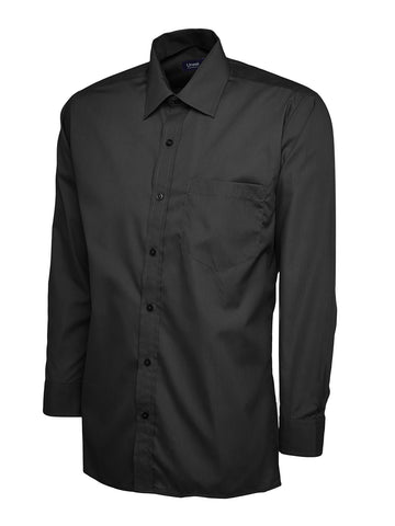 UC709 - Mens Poplin Full Sleeve Shirt